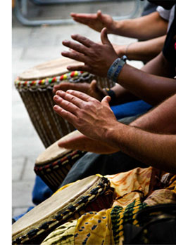 djembe-drumming